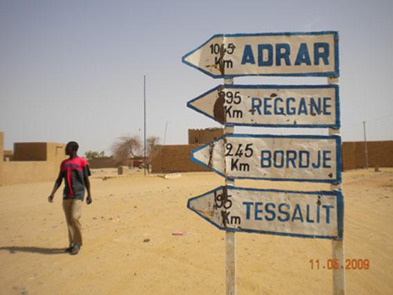 Kidal, 49ème wilaya d'Algérie dans Soutien des ONG kidal